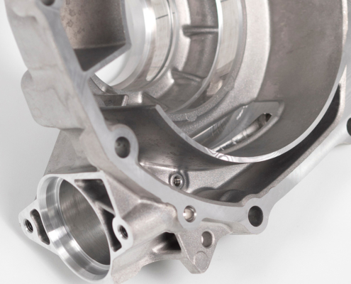 FIASA Gearbox and Bearing Plates